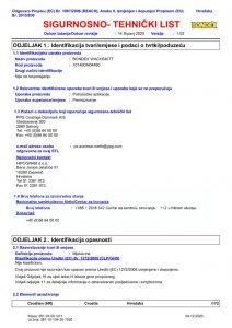 thumbnail of 10140DN04490 BONDEX WACHSKITT MSDS HR